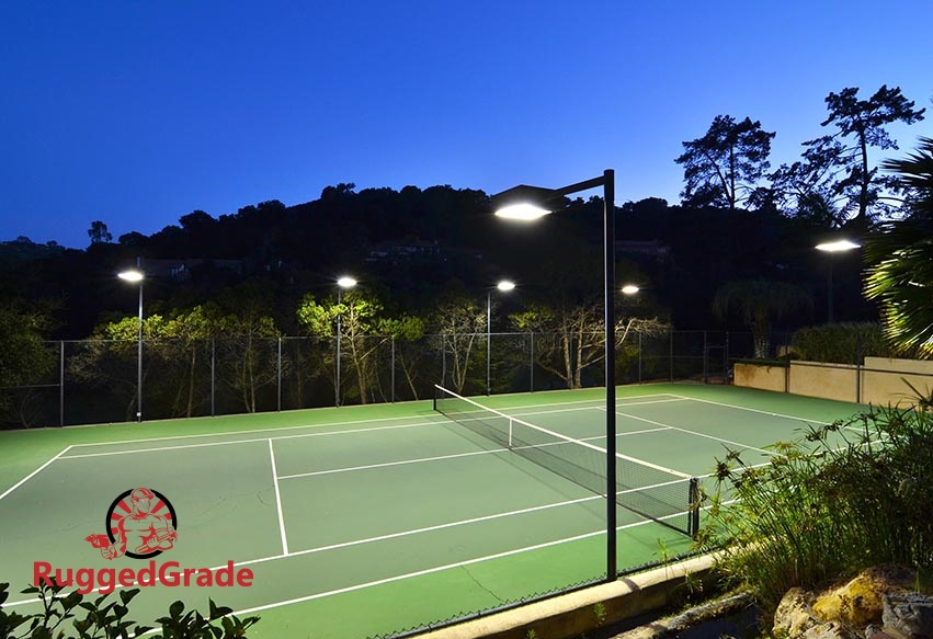 Sports Lights From Stadium Lights To Tennis And Basketball